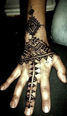 Hindu Henna Tattoos   Socialphy