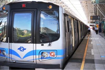 台北 淡水線の車両
