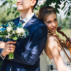 Wedding photographer Valeriya Pekareva (valerypekareva). Photo of 24.04.2017