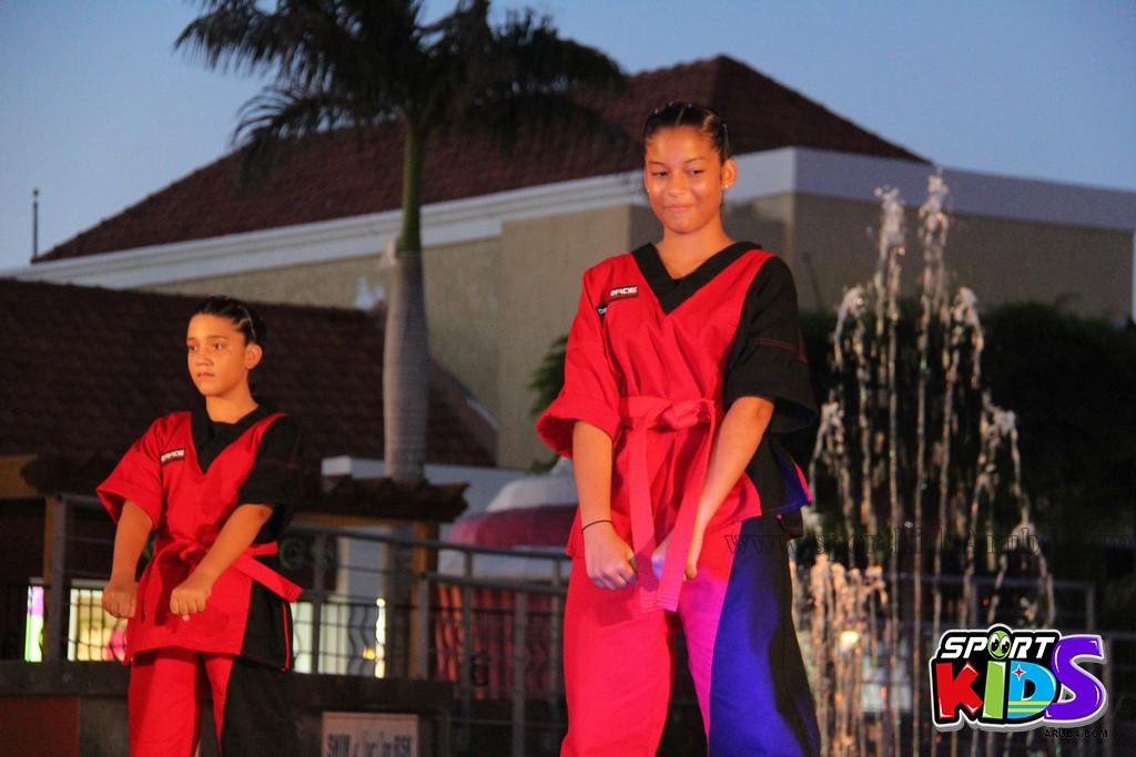 show di nos Reina Infantil di Aruba su carnaval Jaidyleen Tromp den Tang Soo Do - IMG_8630.JPG