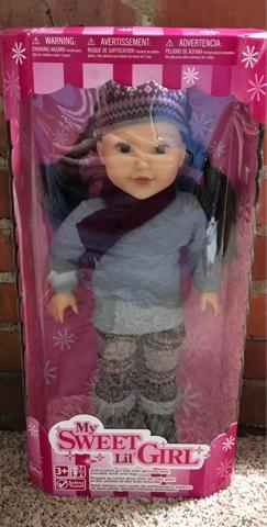 42ae80b9f PennilessCaucasianRubbish American Doll Adventures  Kmart My Sweet ...