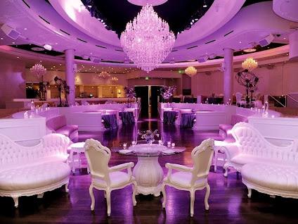 On Site Las Vegas Reception Locations At Tropicana Las Vegas