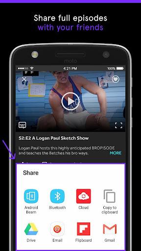 玩免費娛樂APP|下載go90 - Mobile TV Network app不用錢|硬是要APP