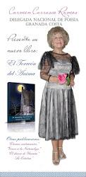 Presentación del libro de Carmen Carrasco: El Torreón del Ánima