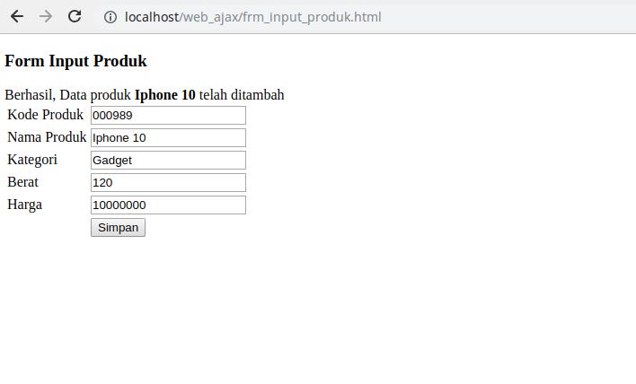 3. Input Data