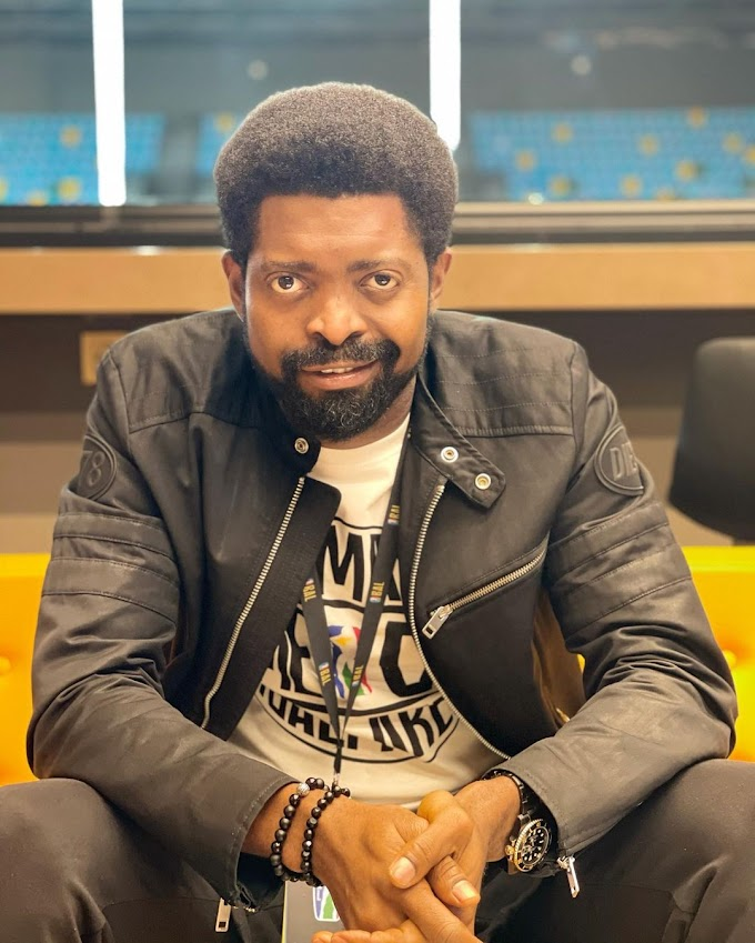 Basketmouth As An All-round Entertainer