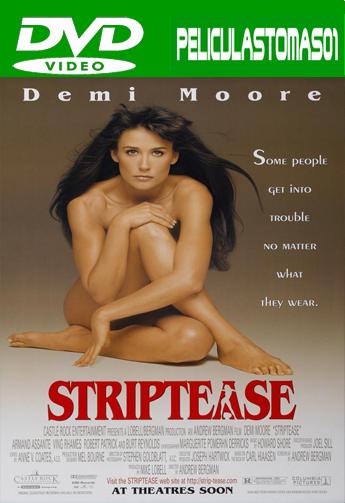 Striptease (1996) DVDRip