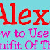 Uses Of Alexa Ranking