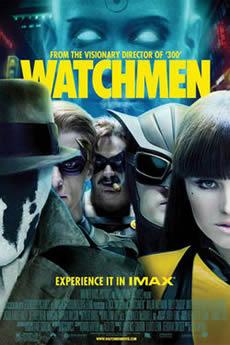 Baixar Filme Watchmen: O Filme (2009) Dublado Torrent Grátis