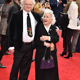 OIC - ENTSIMAGES.COM - Jean Boht and Carl Davis at the  Florence Foster Jenkins - world film premiere at the Odon Leicester Sq London 12th April 2016 Photo Mobis Photos/OIC 0203 174 1069