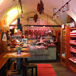 a butcher shop in innsbruck in Innsbruck, Tirol, Austria