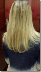 Como o cabelo estava em 24/07/2016