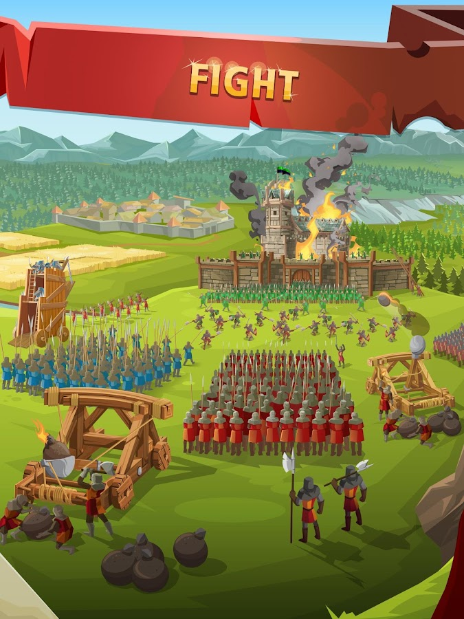 Empire Four Kingdoms: Fight Kings & Battle Enemies- screenshot