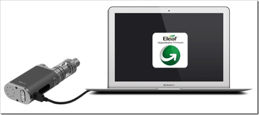 iStick Pico 06 thumb%25255B2%25255D - 【MOD】パワフル手のひらサイズ「Eleaf iStick Pico 75W」レビュー!VTWo/VTC MiniやiPhoneより小さい!【Mini Volt、Nugget超え小型MOD】