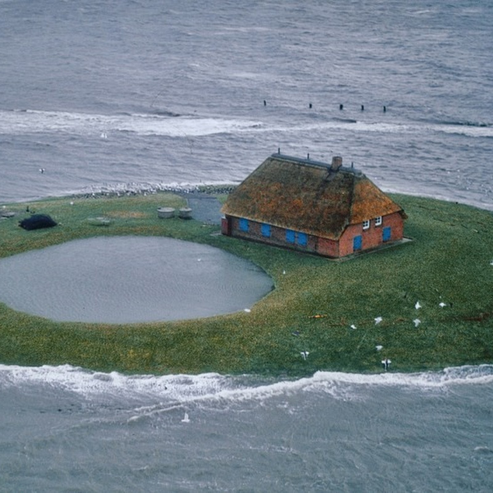 The Forgotten Islands of The Wadden Sea