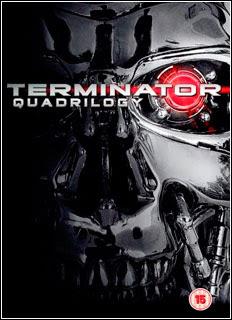 Quadrilogia O Exterminador do Futuro (1984 a 2009) Torrent BRRip Blu-Ray 720p Dublado