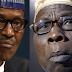 Obasanjo Ne Babban Mai Raba Kan 'Yan Najeriya – Buhari