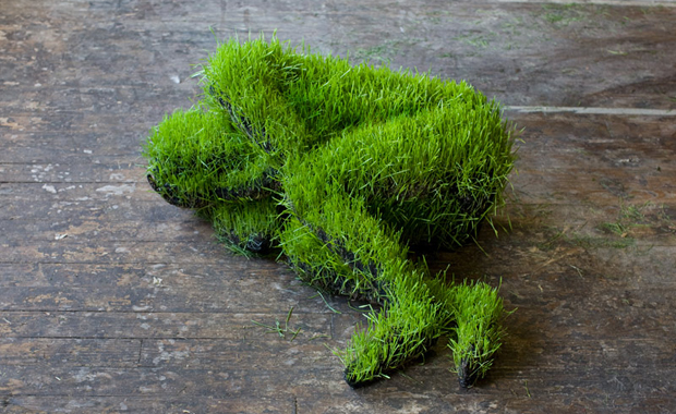 Lives of Grass by Mathilde Roussel