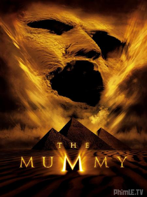 Phim Xác ướp 1: Xác ướp ai cập - The Mummy (1999)