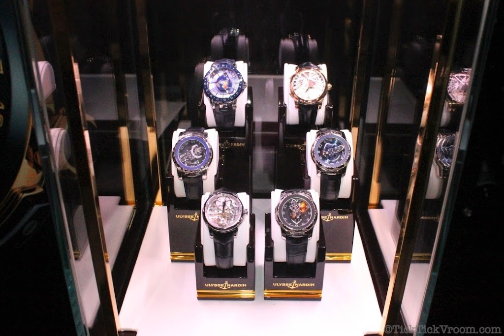 Ulysse Nardin Boca Raton Boutique Capital Grille Dinner 8594