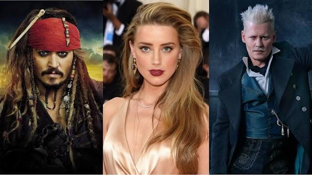 Johnny Depp vence na Justiça e pode continuar o processo contra Amber Heard nos EUA