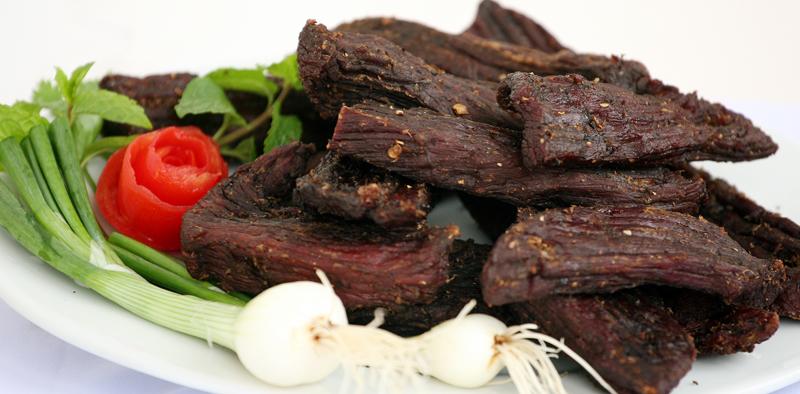 """Các món ăn """"chỉ Tết mới có""""  tại việt Nam thittraudacbep"""