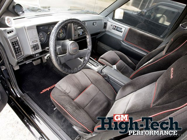 1992 gmc sonoma syclone specifications pictures prices rh cars specs com gmc syclone manual transmission swap GMC Syclone Frame