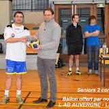 Seniors 2 masculins contre Sens (02-02-14)