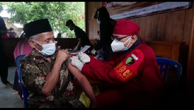 Polres Nganjuk Siapkan Vaksinasi Merdeka Semeru Untuk Warga Di Dua Lokasi
