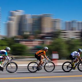 Tour de Nez by John Shelton - Sports & Fitness Cycling ( panning, cycle, bike, reno, bikes, cycling, race,  )