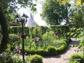 """Het Kleine Paradijs"" tuin"