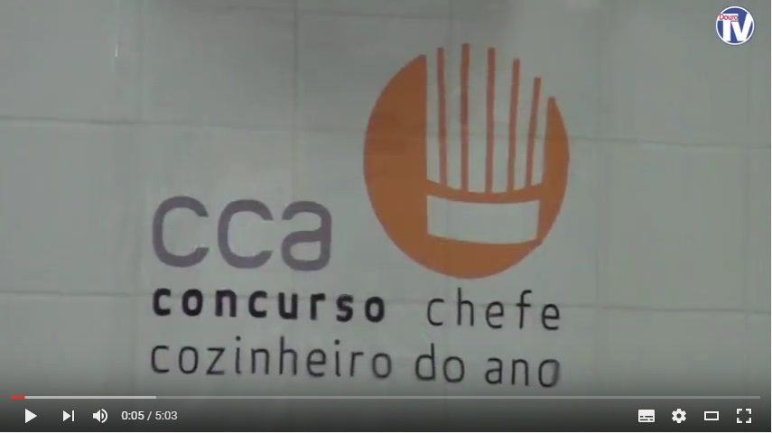 Vídeo - Chef Rui Martins vence em Lamego etapa Norte do Concurso