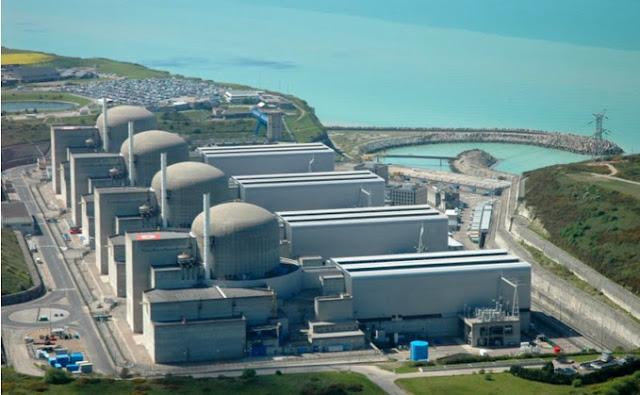 reaktor nuklir paluel