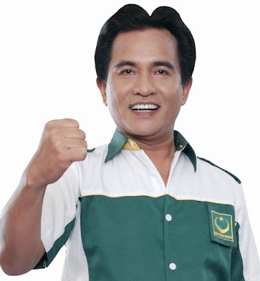 Partai Bulan Bintang Resmi Mendaftar KPU Pusat