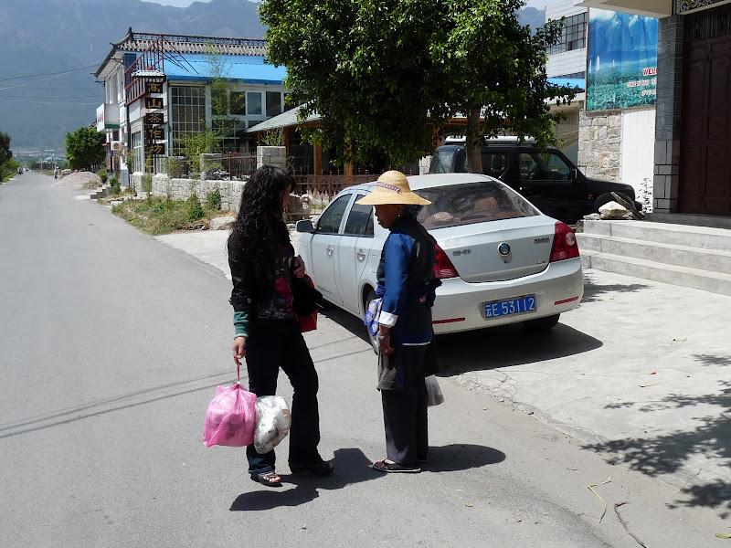 Chine. Yunnan Dali .En vélo vers le lac ERHAI - P1170689.JPG