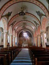 Photo: Upper Church at Sacred Heart Italian Church