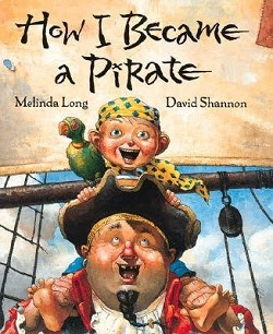 how i became a pirate book cover