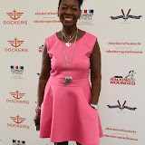 OIC - ENTSIMAGES.COM - Floella Benjamin, Baroness Benjamin, OBE at the Dockers Flannels for Hero's Charity cricket match and Garden party Chelsea London 19th June 2015  Photo Mobis Photos/OIC 0203 174 1069