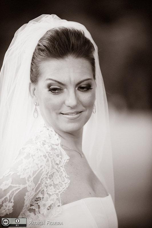 Foto de casamento 0245pb de Christiane e Omar. Marcações: 17/12/2010, Casamento Christiane e Omar, Rio de Janeiro.