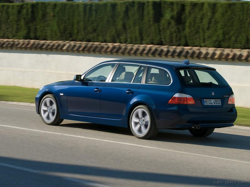 2009 bmw 5 series wagon specifications pictures prices. Black Bedroom Furniture Sets. Home Design Ideas