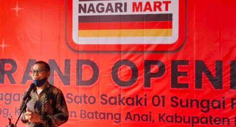 Nagari Mart Bantah Berafiliasi dengan Alfamart, Dirut: Tudingan Mengada-ngada