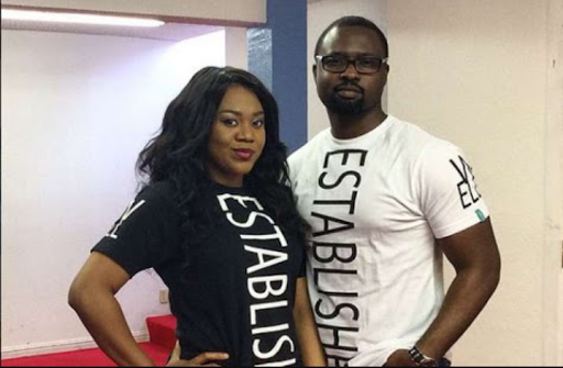 Stella Damasus Professes Undying Love To Daniel Ademinokan As He Marks Birthday Today