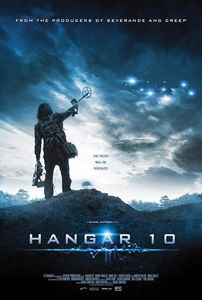 Hangar 10 - Đối đầu người ngoài hành tinh
