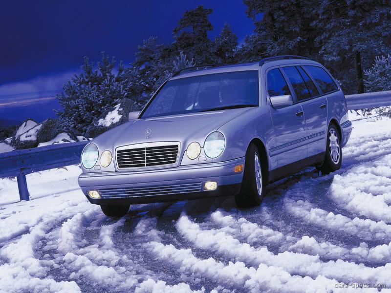1995 mercedes benz e class wagon specifications pictures for 2000 mercedes benz e320 wagon