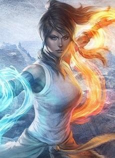 Avatar: The Legend Of Korra - Avatar: Truyền Thuyết Về Korra Quyển 1