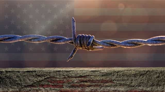 America barbed wire