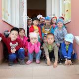 Oslava Dne dětí v celé MŠ Bařiny