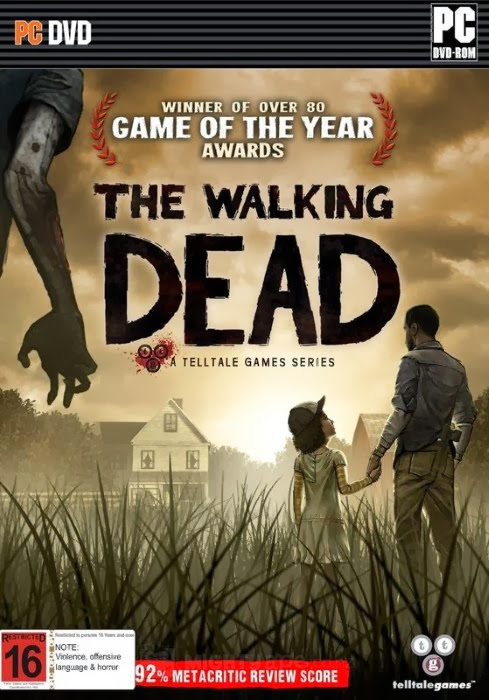 Cover Of The Walking Dead (2012) Full Latest Version PC Game Free Download Resumable Links at Alldownloads4u.Com