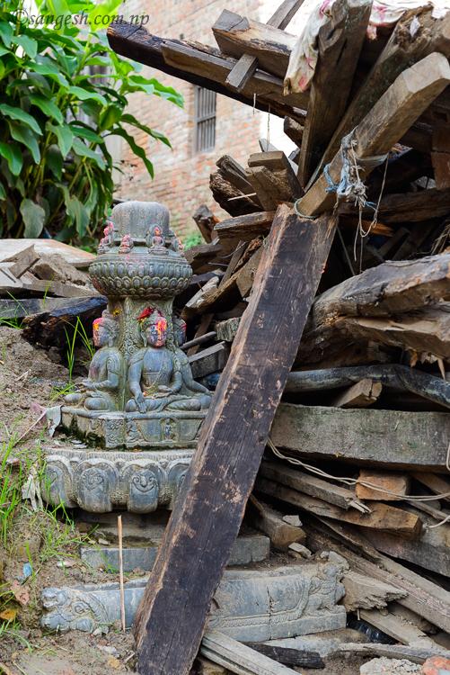 Bungamati, earthquake, nepal,