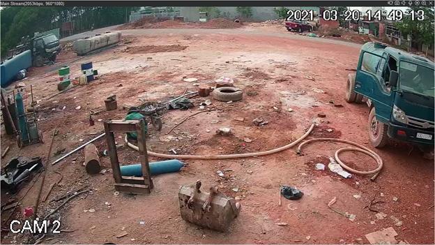 lắp đặt camera giá rẻ cho gara xe tại Bình Phước